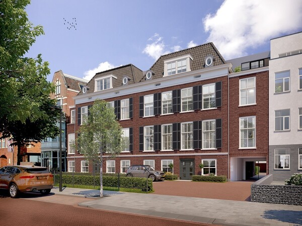 start verkoop project residentie huygenshof 20 oktober